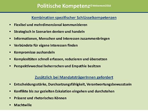 PUBLICUS; 2016-07; Weisensee; Politische Kompetenz