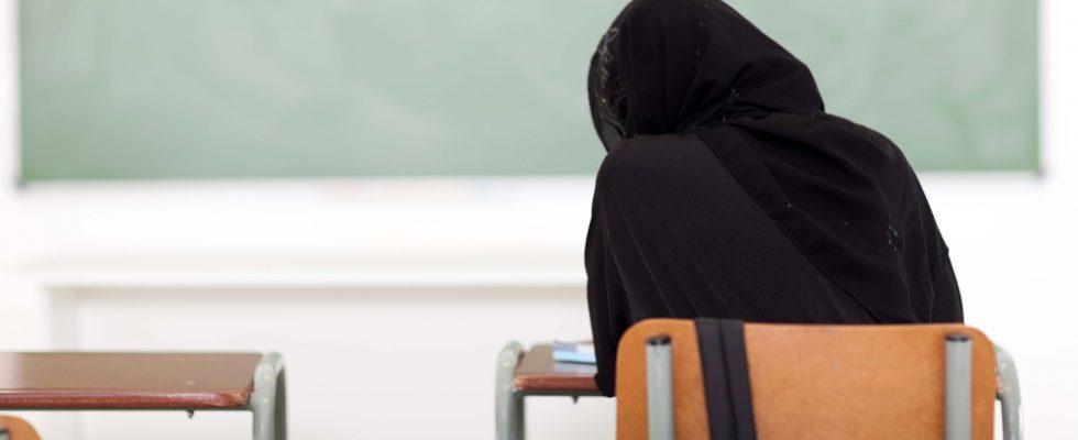 Die Mitwirkung der Ditib im Hessischen Islamunterricht ist zunächst ausgesetzt.|© michaeljung - stock.adobe.com