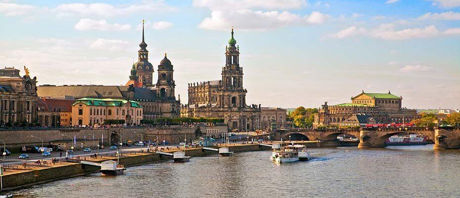 Dresden ist auf dem Weg zu einer der führenden Smart Cities.|© Sabine Klein - Fotolia