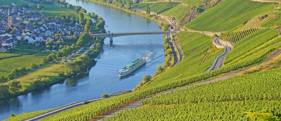 Das neue Weinrecht soll auch den Weinanbau in den Steillagen stärken.|© pics - Fotolia