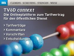 TVöD context